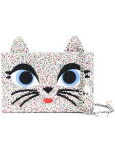сумка через плечо в форме кошки Karl Lagerfeld