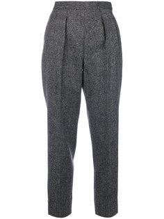 укороченные зауженные брюки  Maison Margiela