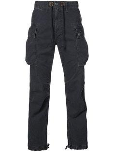 брюки карго Rrl