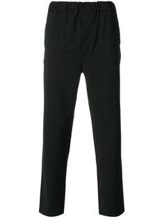 elastic waistband chinos Lucio Vanotti