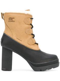 ботинки на шнуровке Sorel