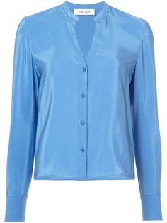 блузка на пуговицах Diane Von Furstenberg
