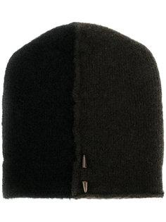 шапка с металлической деталью Isabel Benenato