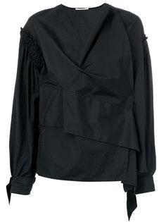 асимметричная блузка с драпировкой  3.1 Phillip Lim