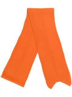 классический трикотажный шарф Cédric Charlier