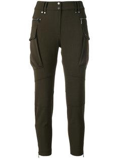 укороченные брюки скинни  Plein Sud