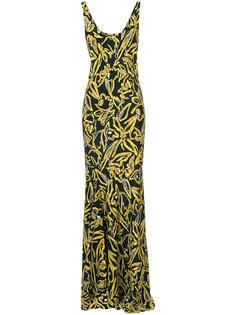 комбинезон с вышивкой Diane Von Furstenberg