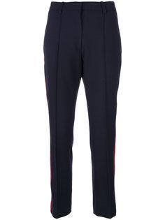 спортивные брюки с лампасами Victoria Victoria Beckham