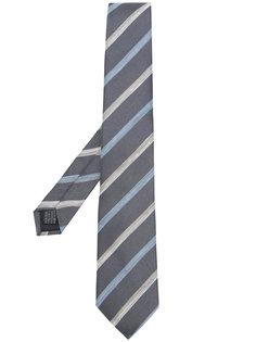 галстук в полоску Cerruti 1881