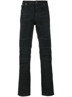 байкерские джинсы Belstaff