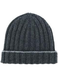 шапка в рубчик Brunello Cucinelli