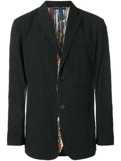 пиджак в тонкую полоску Issey Miyake Men