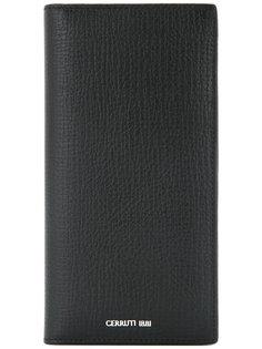 длинный бумажник Cerruti 1881