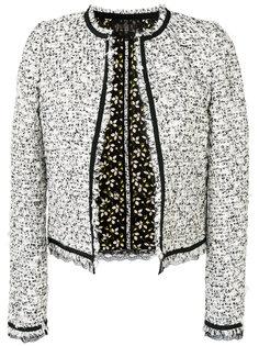 твидовый пиджак букле  Giambattista Valli