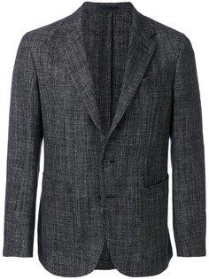 пиджак с застежкой на две пуговицы Caruso