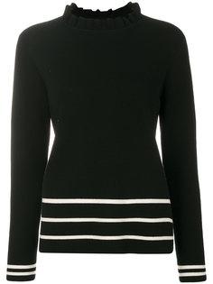 свитер с контрастными полосками Chinti And Parker