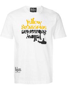 футболка Yellow Submarine Comme Des Garçons Play