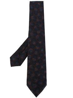 тканый галстук Kiton