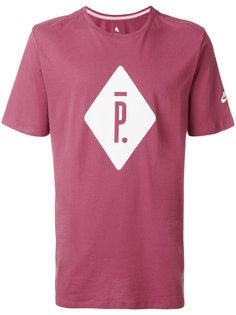 футболка с принтом-логотипом NikeLab x Pigalle Nike