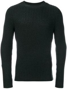 пуловер кроя слим A.P.C.