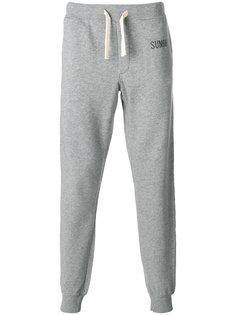 классические спортивные брюки  Sun 68