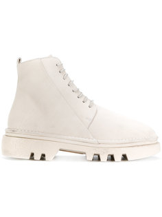 ботинки на рифленой подошве Marsèll