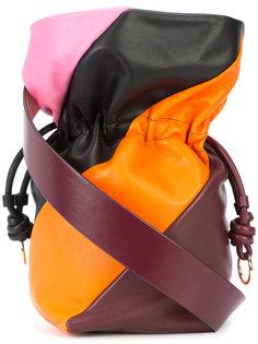мини сумка на завязках Diane Von Furstenberg