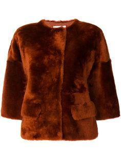 свободное короткое пальто  Desa 1972
