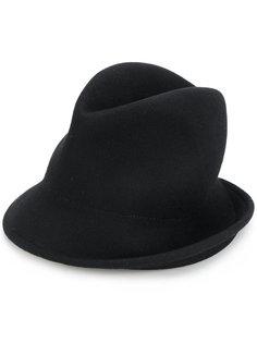 тканая шляпа Isabel Benenato