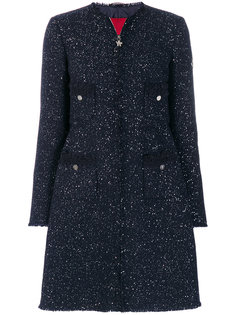 sequinned coat Moncler Gamme Rouge