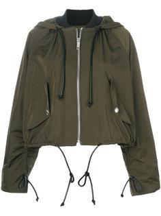 куртка на молнии с капюшоном  Sportmax