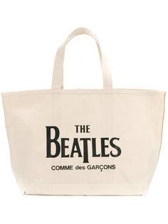 сумка-тоут Beatles Comme Des Garçons Play