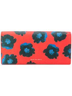 кошелек с цветочным принтом Ps By Paul Smith
