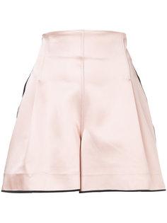 расклешенные шорты Diane Von Furstenberg