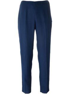брюки с завышенной посадкой  Emilio Pucci Vintage