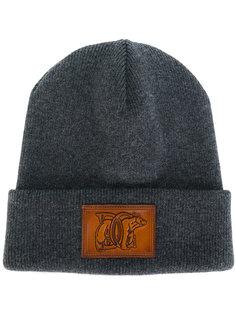 шапка с отворотом Dsquared2