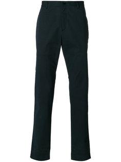брюки кроя слим A.P.C.
