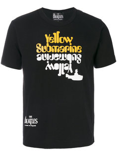 футболка Beatles Comme Des Garçons Play