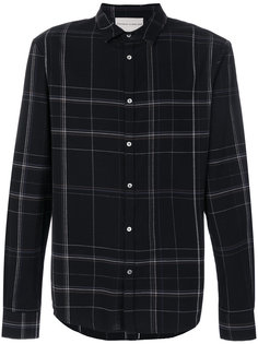 checked shirt  Stephan Schneider