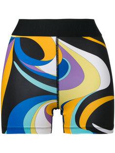 пляжные шорты  Emilio Pucci
