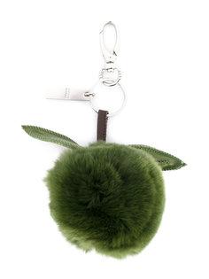 STEFFEN SCHRAUT 572820 187 MALACHITE GREEN  Leather/Rabbit Fur Steffen Schraut