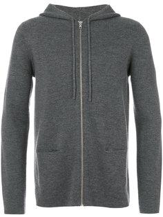 свитер с капюшоном на молнии Natural Selection