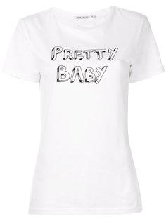футболка Bella Freud x J Brand Pretty Baby Bella Freud