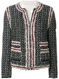 пальто на молнии  Moncler Gamme Rouge