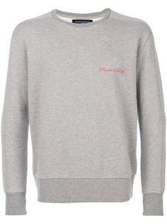 Linear crewneck printed sweatshirt Natural Selection