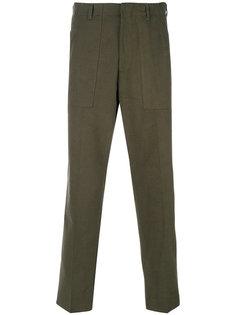 классические брюки карго Stella McCartney