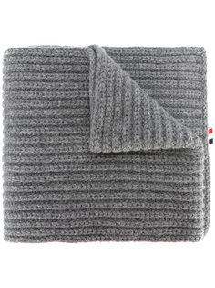 шарф с фирменными полосами Thom Browne