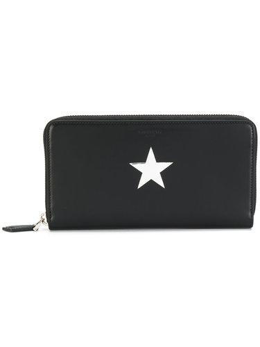 кошелек с принтом звезды Givenchy