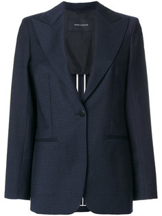 tailored fitted blazer Cédric Charlier