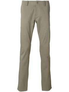 брюки-чинос прямого кроя Tomas Maier